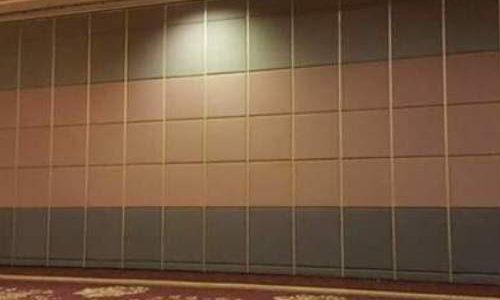 pintu penyekat redam suara