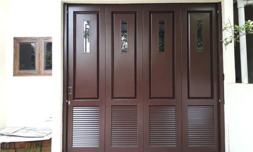 garasi Pintu Besi 12